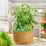 Gardens Alive Grow Tubs™—Container gardening made easy.