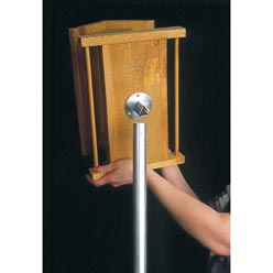 Pole Kit for Wood Feeders & Nest Boxes