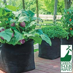 Grow Tubs—Container gardening made easy.