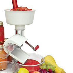 Food Strainer and Sauce Maker