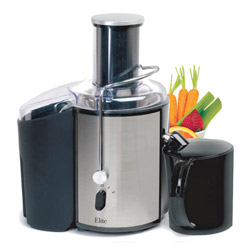 Whole Fruit and Vegetable Juice Extractor