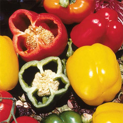 Sweet  Bell Pepper Mix