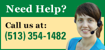 Need Help? Call us at: 513-354-1482